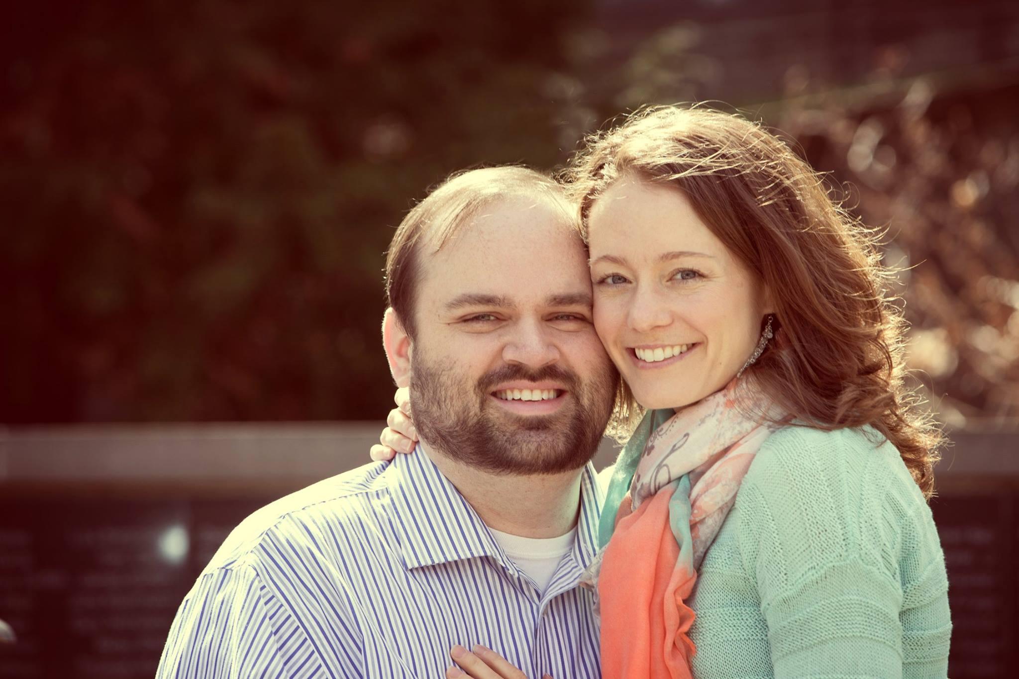 Ryan and Amanda - family ready to adopt in Ohio at Spirit of Faith Adoptions